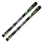 Ski Fischer Cruzar Pulse FP9 155cm On Piste Rocker inkl. Bindung RS10 PR