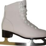 Damen Eiskustlauf Schlittschuhe Grösse 40