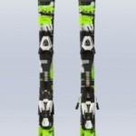 Tecno Pro Kinder Ski Pulse Team 70 + Tecno ETC45/ETL75 Bindung im Set, Größe:140