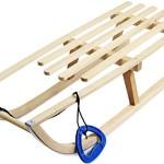 Seiler24 Premium Schlitten Holzschlitten