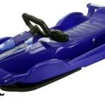 AlpenGaudi Kunststoffrodel AlpenRace Blau 100 cm