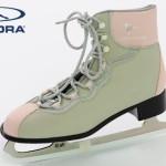 Hudora Eiskunstlauf-Set Dancing Schlittschuhe (43)